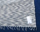 さらに詳しく3: プラネッタのヘンプ&コットンのラグ(小)手織り草木染め