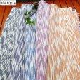 画像1: プラネッタのヘンプ&コットンのラグ(小)手織り草木染め (1)