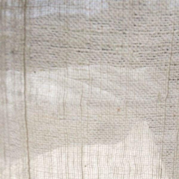 画像2: カーテン ガーゼ UVカット率62.9% H1600(腰窓用)