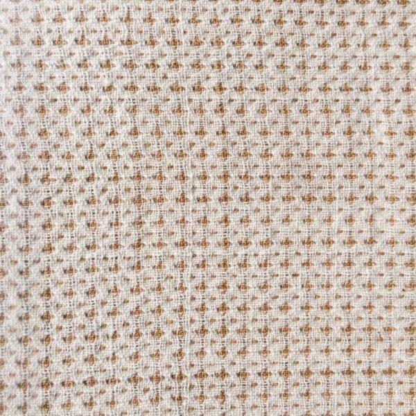 画像2: カーテン H2000(テラス用) 生成+茶綿クロス