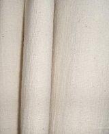 カーテン  土布 UVカット率92%  H1600(腰窓用)