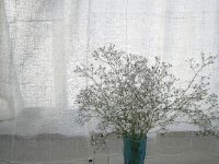 カーテン ガーゼ UVカット率62.9% H1600(腰窓用)